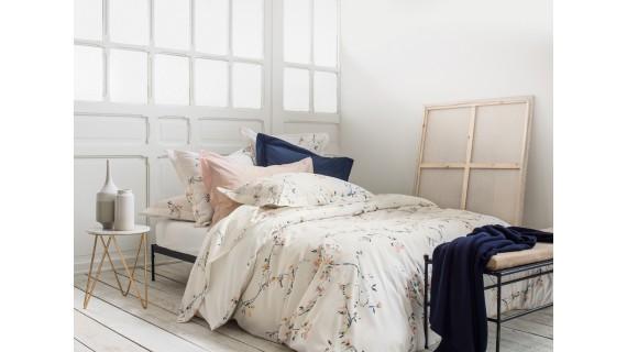 Parure de lit Nina Ricci - Fleurs d'Aurore