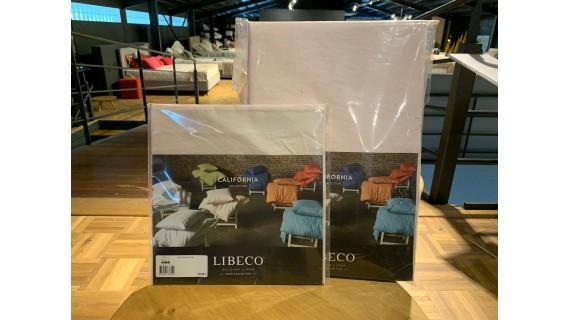 Parure de lit en lin Libeco - rose