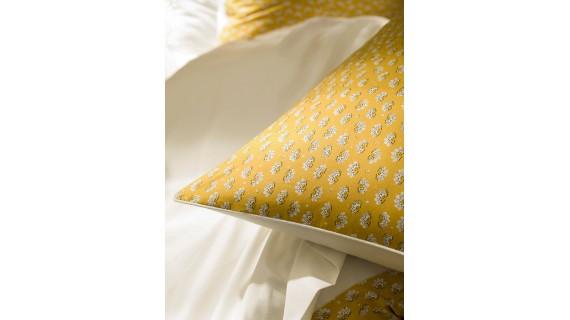 Parure de lit Essix - occitane jaune