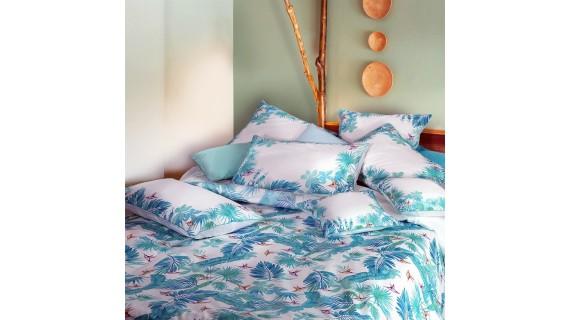 Parure de lit Garnier Thiebault fleurie