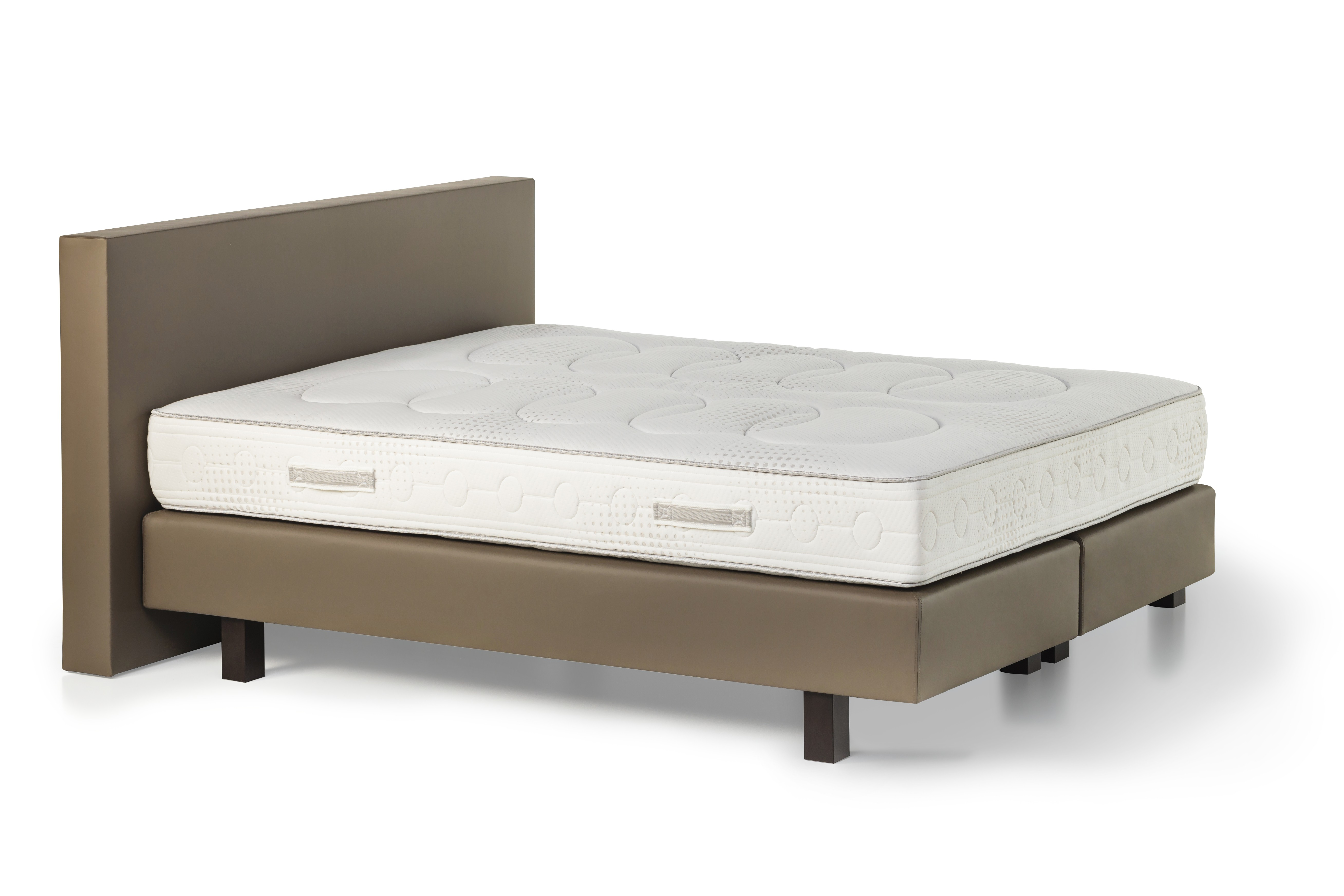 boxspring en ressorts bonnell de la marque bultex 6 couleurs possibles. Black Bedroom Furniture Sets. Home Design Ideas