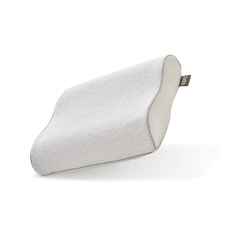 oreiller confort latex avec forme ergonomique de la marque. Black Bedroom Furniture Sets. Home Design Ideas