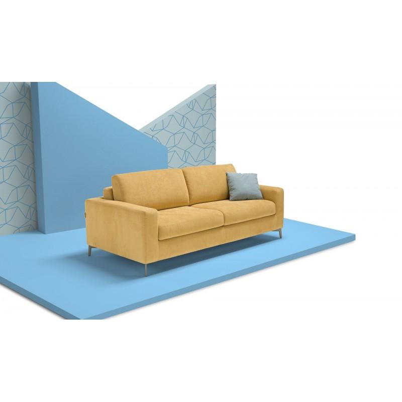 Canap lit lisbona p re dodo sp cialiste en literie for Canape lit confortable