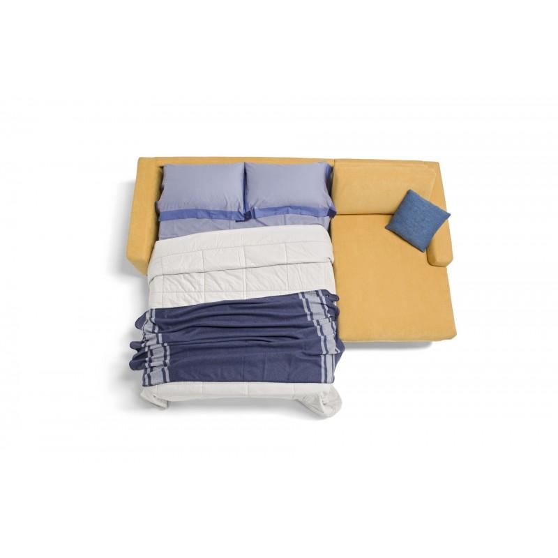 canap lit lisbona confortable au design pur facile. Black Bedroom Furniture Sets. Home Design Ideas