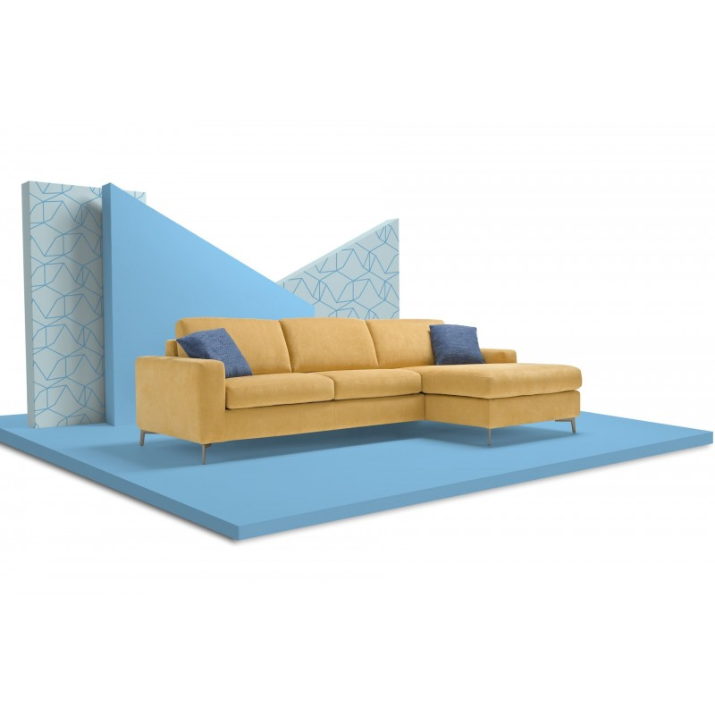 Canap lit lisbona confortable au design pur facile - Canape design et confortable ...