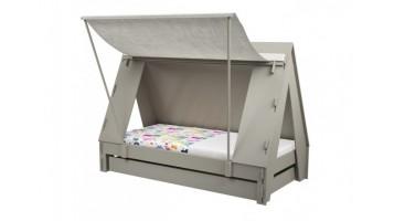 Lit enfant tente + tiroir-lit