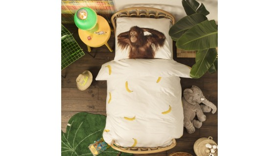 Housse de couette Banana Monkey