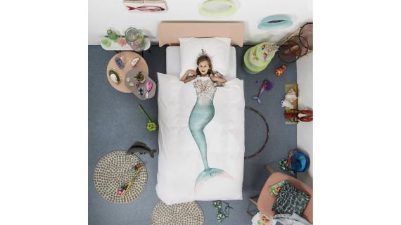 Housse de couette Sirène
