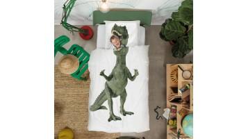 Housse de couette Dino