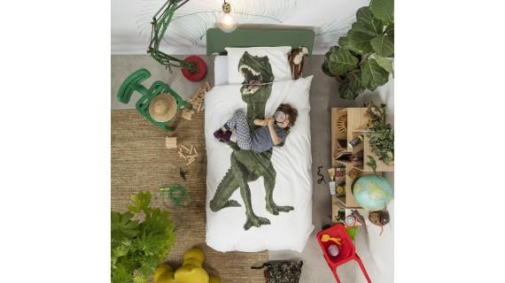 Housse de couette Dino pour enfants