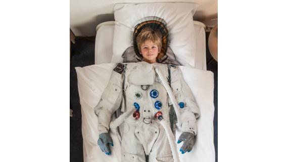Housse de couette Astronaute pour enfant de la marque Snurk