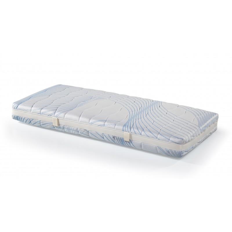 matelas hypoallerg nique en ressorts ensach s oasis visco gel. Black Bedroom Furniture Sets. Home Design Ideas