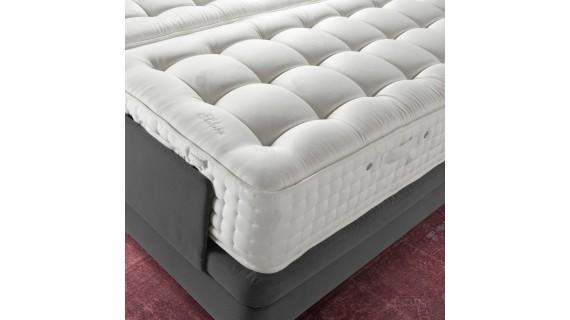 matelas silver de la marque haut de gamme belge fylds le. Black Bedroom Furniture Sets. Home Design Ideas