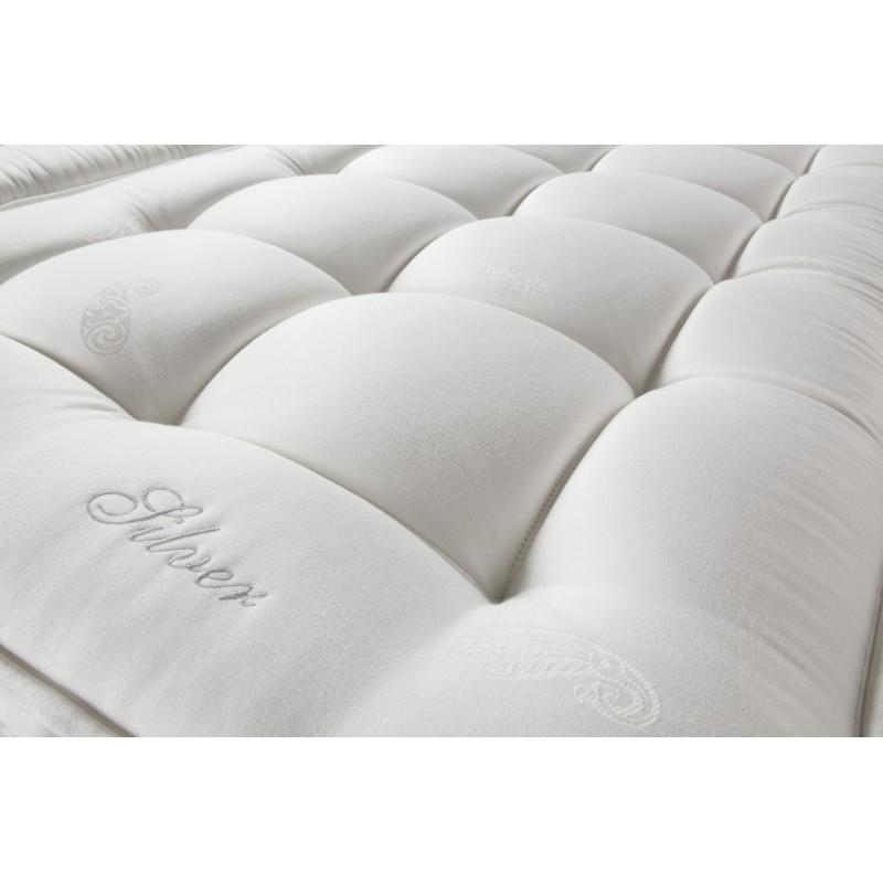 matelas silver de la marque haut de gamme belge fylds le lit belge. Black Bedroom Furniture Sets. Home Design Ideas