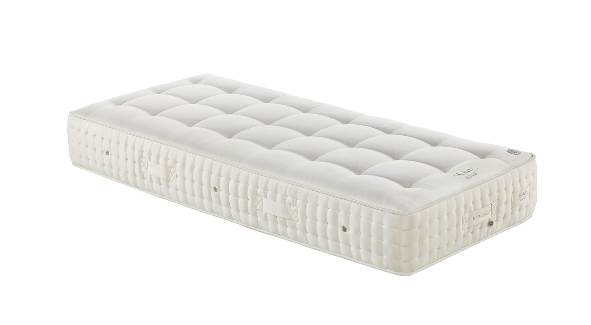 matelas beka capitonn la main r versible face t s ou hiver. Black Bedroom Furniture Sets. Home Design Ideas