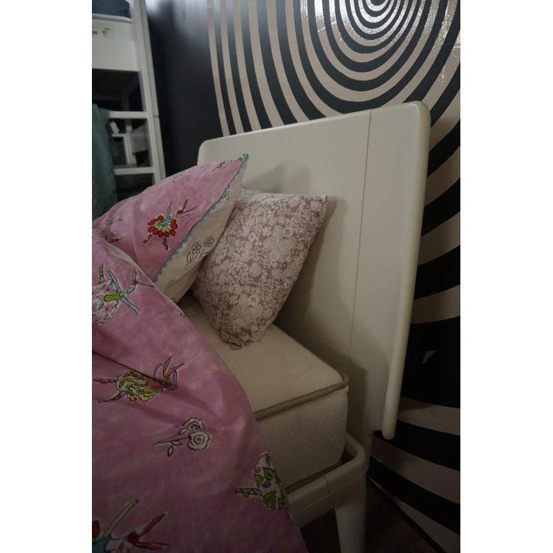 lit 1 personne blanc auping p re dodo sp cialiste en. Black Bedroom Furniture Sets. Home Design Ideas