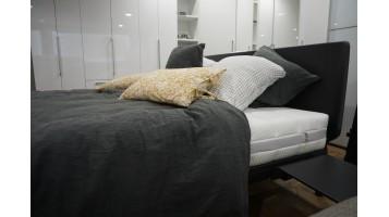 Cadre de lit Auping + tête de lit