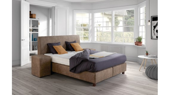 Lit boxsprings Scandic - sommiers tapissier