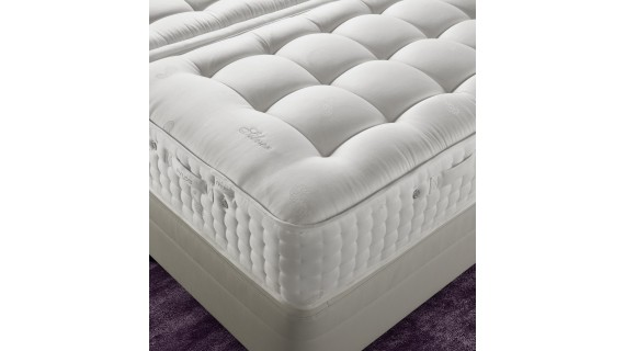 Lit complet : lit Physio + matelas Fylds Silver